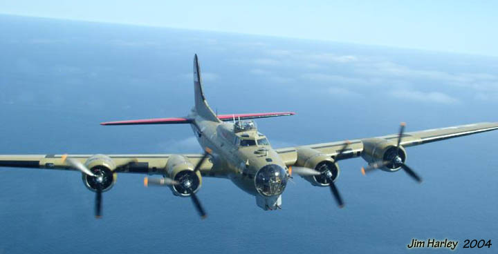 Boeing B-17 Flying Fortress Registry - A Warbirds Resource Group Site