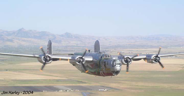 B-24 LIBERATOR/44-44052