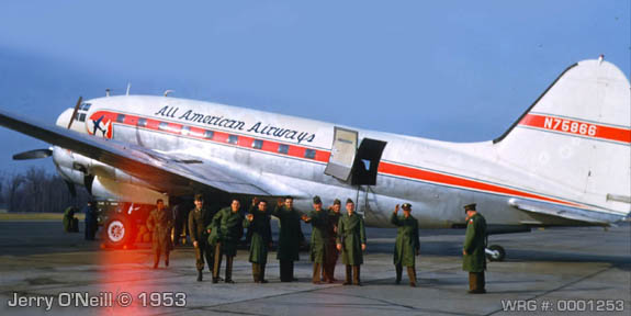 C-46 COMMANDO/44-77986