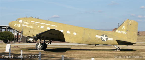 Douglas C-47 Skytrain/42-93790