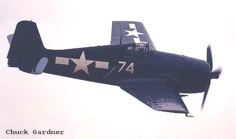 CAF Hellcat Bu. 70222