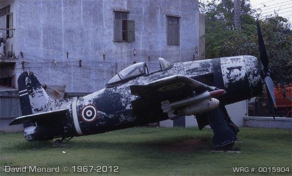 F8F Bearcat/Bu. 122095