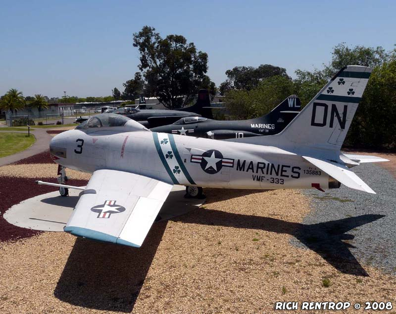 FJ-3 Fury/Bu. 135883