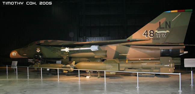 General Dynamics F-111F Aardvark/70-2390
