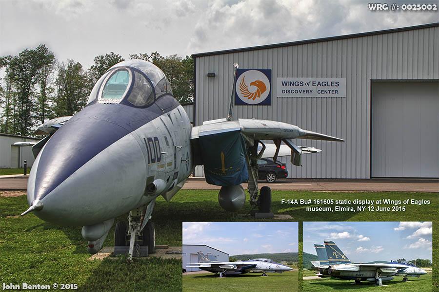 F-14A Tomcat - Bu. 161605