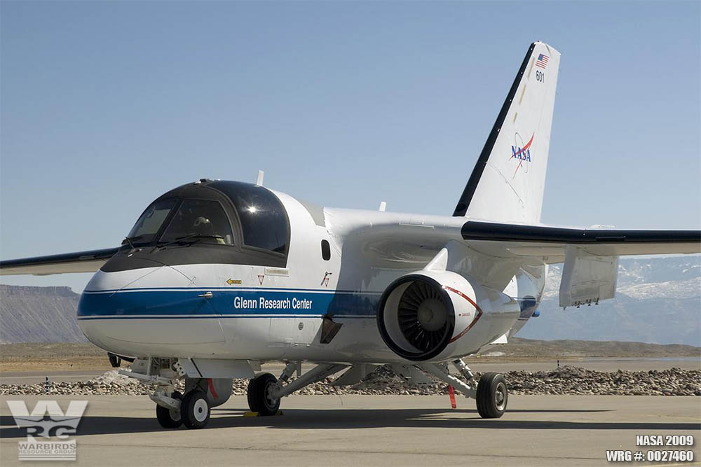 Lockheed S-3A Viking/Bu. 160607