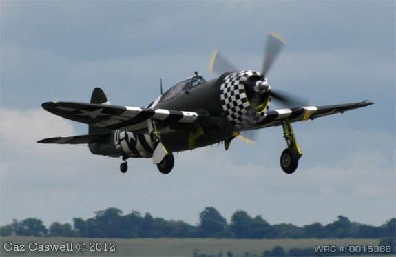 P-47 THUNDERBOLT/42-25068