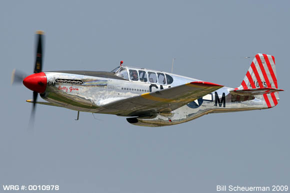 P-51 MUSTANG/42-103293