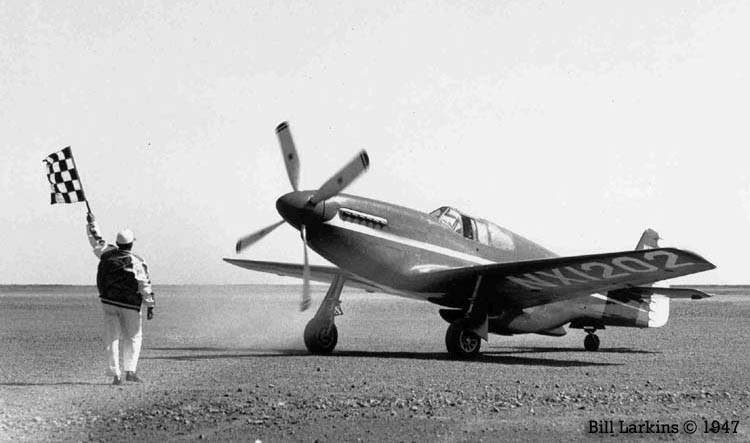 P-51 MUSTANG/44-10947