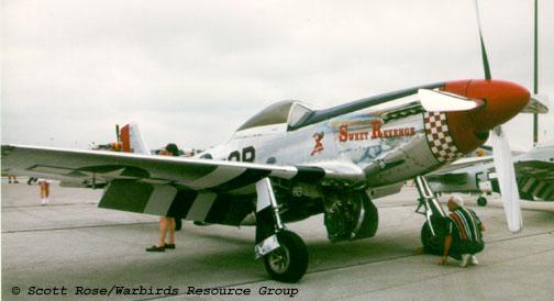 Warbird Registry - North American Aviation P-51 Mustang - A