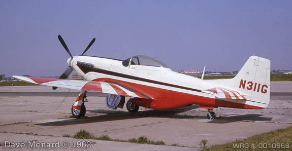 P-51 MUSTANG/44-72145