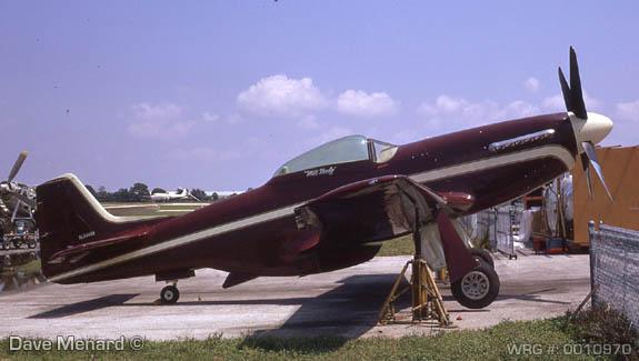 P-51 MUSTANG/44-73196