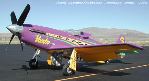 P-51 MUSTANG/44-73415