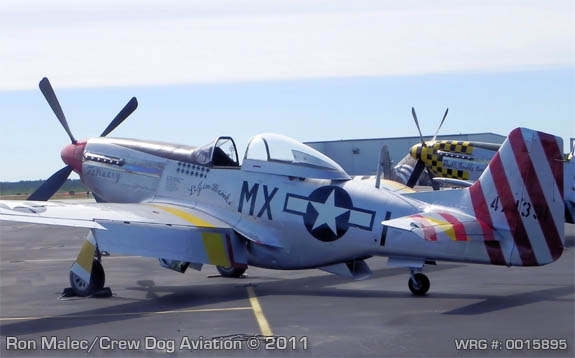 P-51 MUSTANG/44-74391/February