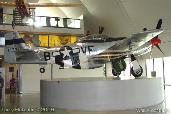 P-51 MUSTANG/44-74409