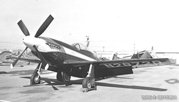 P-51 MUSTANG/45-11620