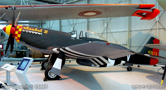 P-51 MUSTANG/Isabel III
