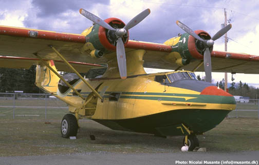 Consolidated Catalina Canso Registry A Warbirds Resource Group Site
