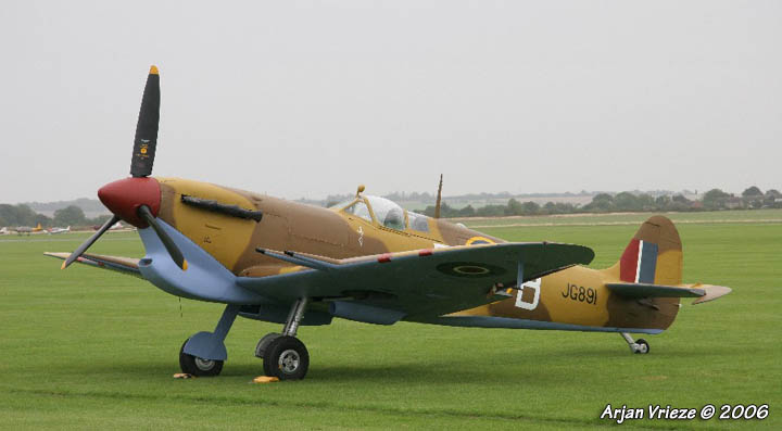 Spitfire JG 891