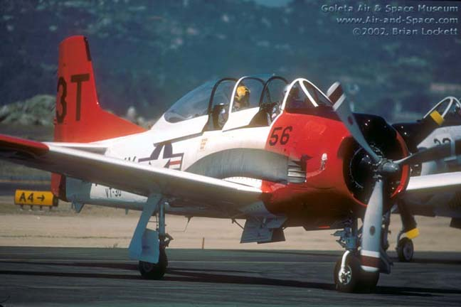 North American Aviation T-28 Trojan/Fennec Registry - A Warbirds ...